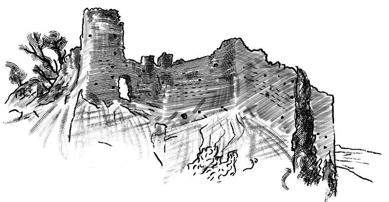 Château des évèques de Cavaillon
